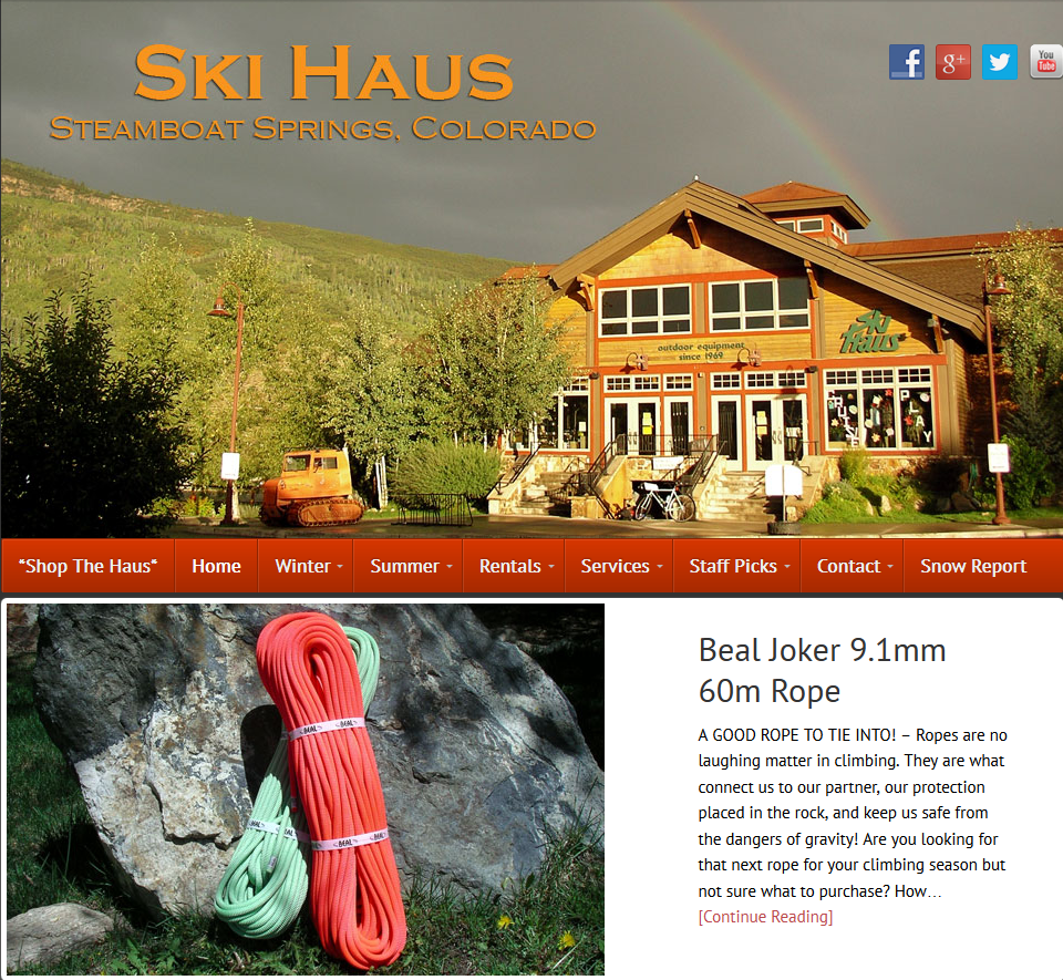 Ski Haus Steamboat