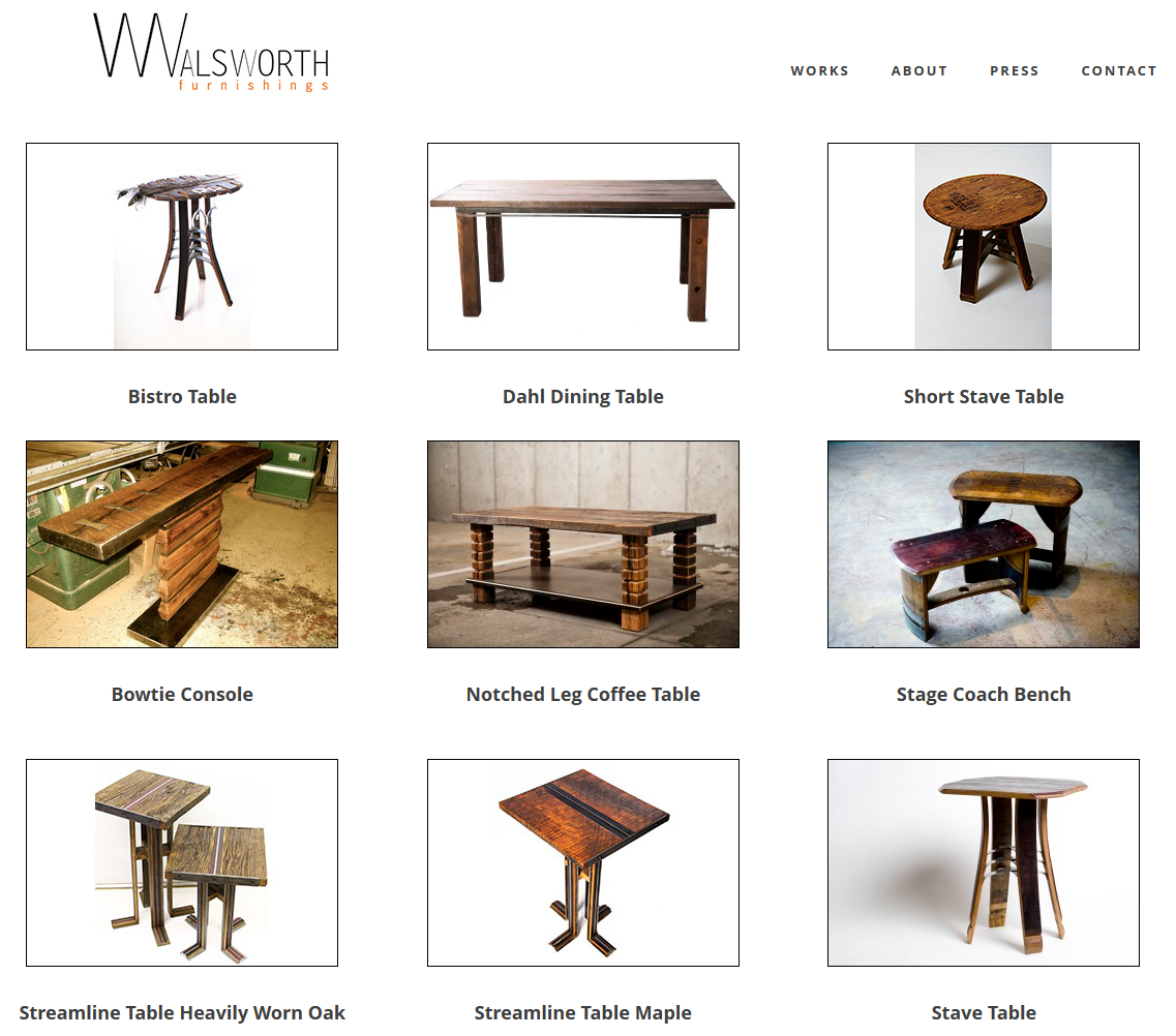 Walsworth Furnishings